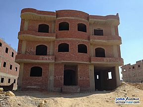 Ad Photo: Building 615 sqm without finish in Badr City  Cairo