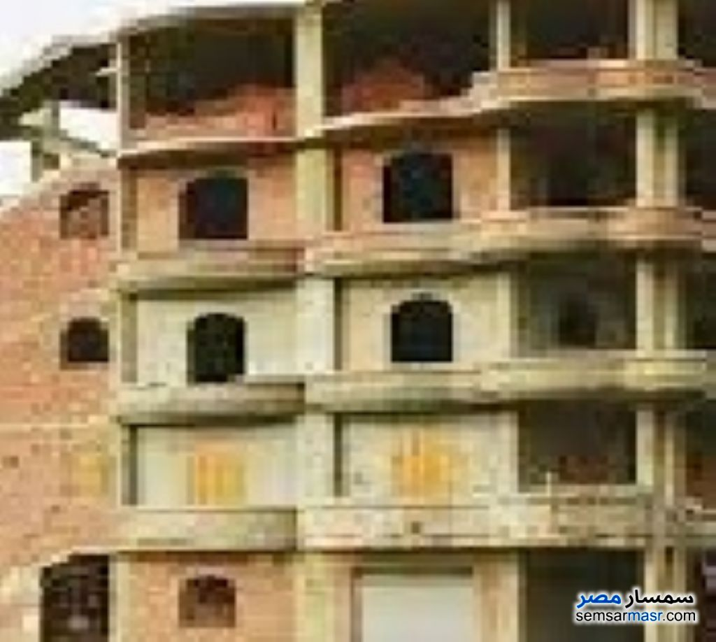 Photo 1 - Building 110 sqm semi finished For Sale Fayoum City Fayyum