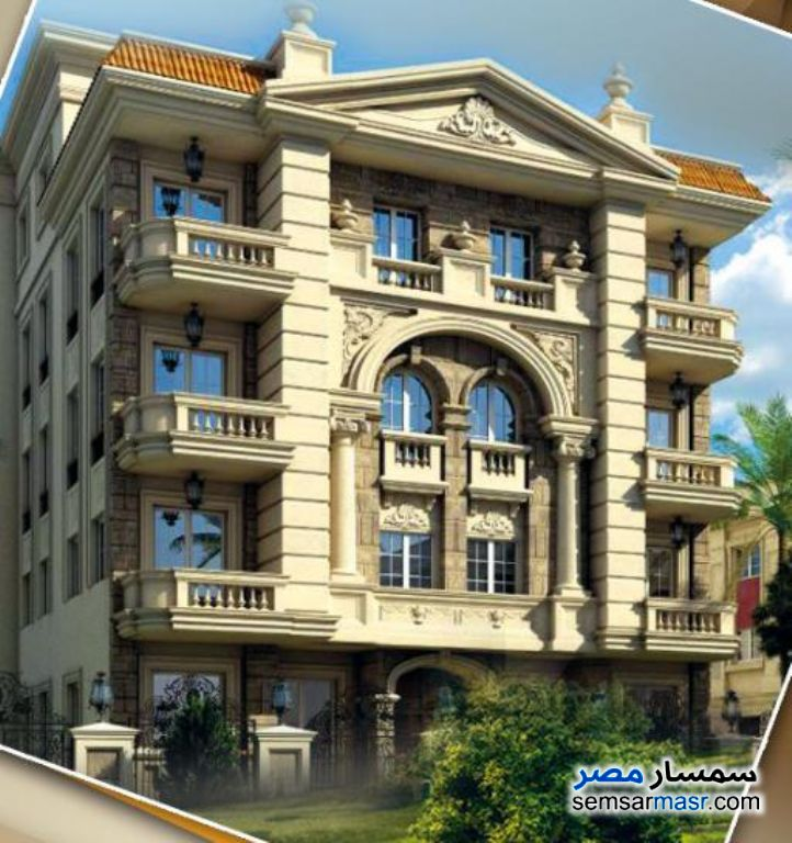 Photo 3 - Apartment 3 bedrooms 2 baths 140 sqm semi finished For Sale Badr City Cairo