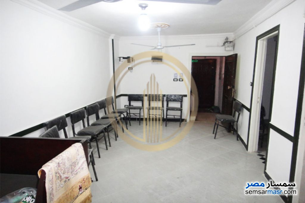 Ad Photo: Commercial 4 bedrooms 2 baths 75 sqm super lux in Al Lbrahimiyyah  Alexandira