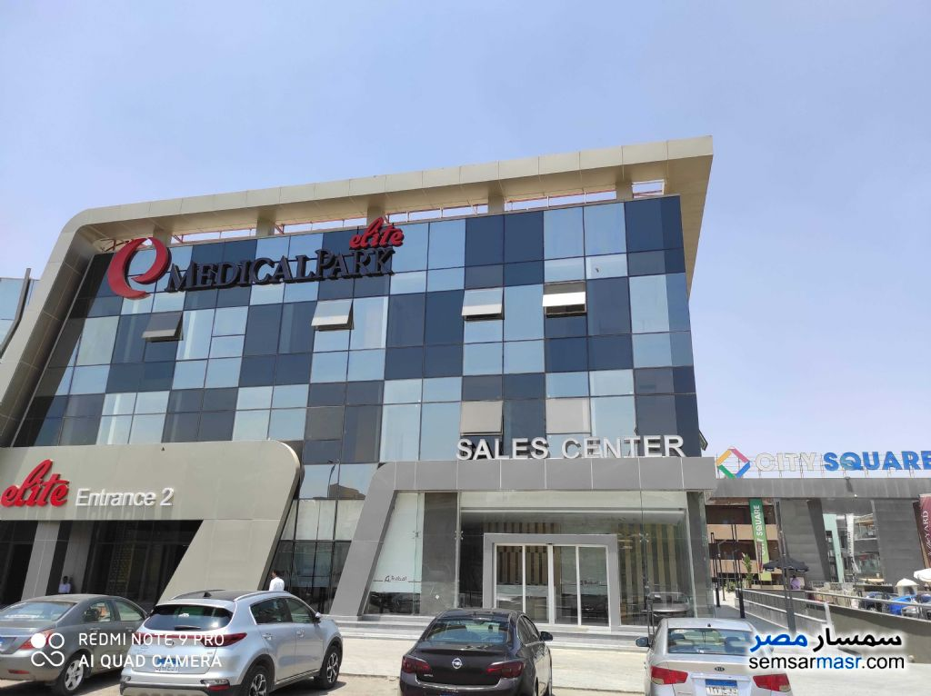 Ad Photo: Commercial 46 sqm in Rehab City  Cairo