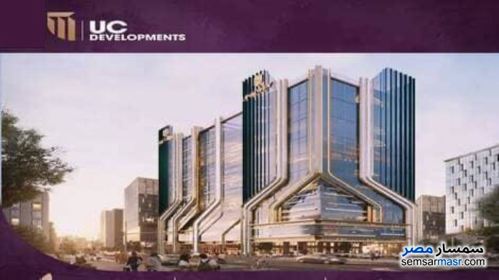 Ad Photo: Commercial 25 sqm in New Capital  Cairo