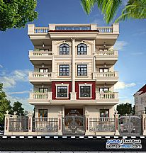 Ad Photo: Villa 5 bedrooms 3 baths 220 sqm semi finished in Badr City  Cairo