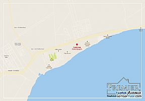 Apartment 2 bedrooms 1 bath 95 sqm super lux For Sale Palm Beach Ain Sukhna - 2