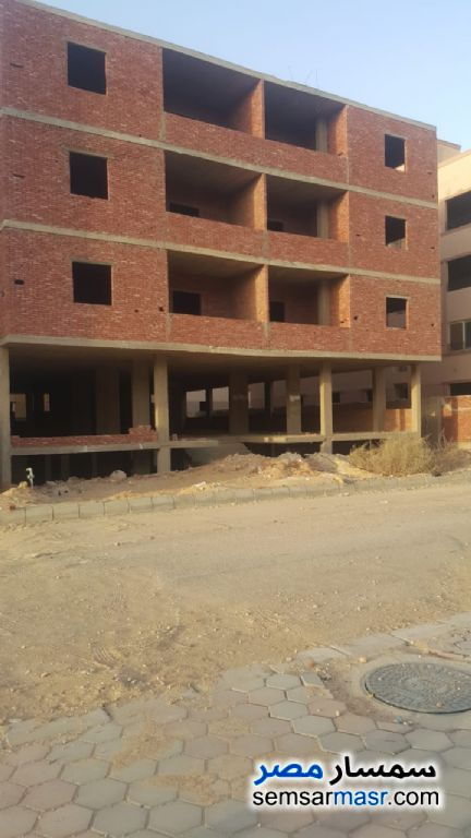 Photo 1 - Apartment 3 bedrooms 3 baths 175 sqm semi finished For Sale Shorouk City Cairo