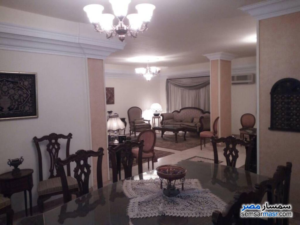 Photo 9 - Apartment 3 bedrooms 3 baths 270 sqm super lux For Sale Mohandessin Giza