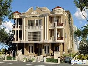 Ad Photo: Apartment 4 bedrooms 4 baths 370 sqm semi finished in Shorouk City  Cairo