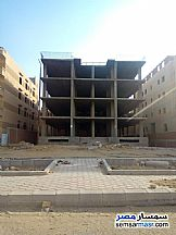 Ad Photo: Apartment 3 bedrooms 2 baths 170 sqm semi finished in Shorouk City  Cairo