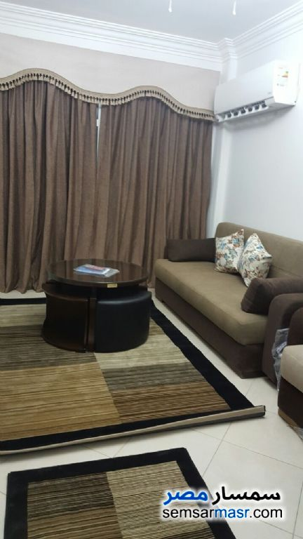 Photo 1 - Apartment 2 bedrooms 1 bath 69 sqm super lux For Rent Madinaty Cairo