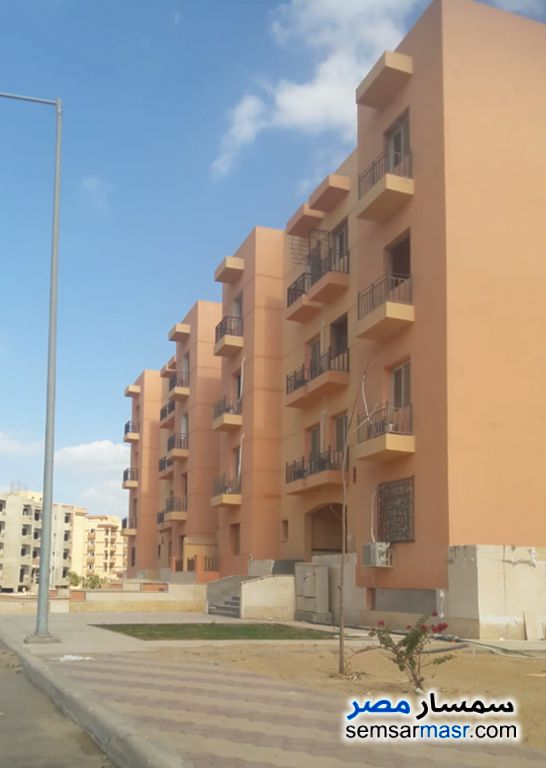 Photo 1 - Apartment 3 bedrooms 3 baths 185 sqm semi finished For Sale Dreamland 6th of October