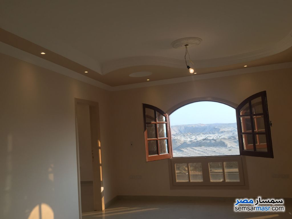 Photo 5 - Apartment 3 bedrooms 2 baths 220 sqm extra super lux For Sale Fifth Settlement Cairo