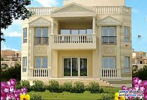 Ad Photo: Apartment 8 bedrooms 4 baths 450 sqm semi finished in Fifth Settlement  Cairo