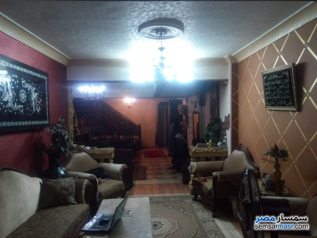 Photo 8 - Apartment 3 bedrooms 2 baths 180 sqm super lux For Sale Haram Giza