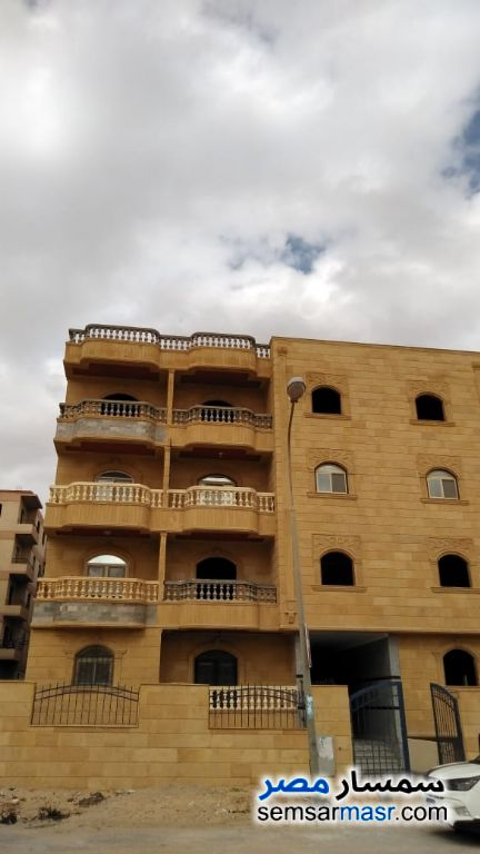 Ad Photo: Apartment 3 bedrooms 3 baths 220 sqm semi finished in El Ubour City  Qalyubiyah