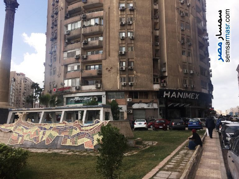 Ad Photo: Commercial 551 sqm in Smoha  Alexandira