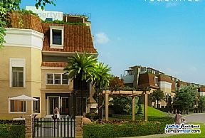 Villa 4 bedrooms 3 baths 260 sqm semi finished For Sale Fifth Settlement Cairo - 4