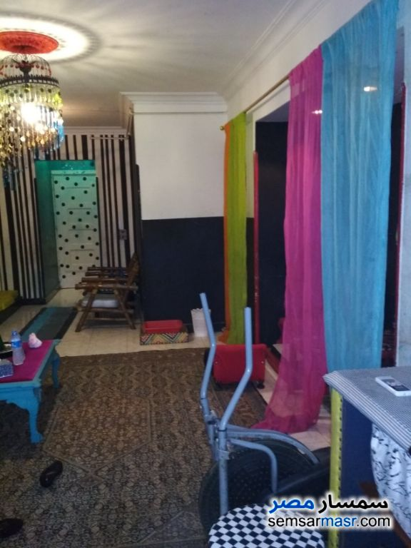Photo 1 - Apartment 3 bedrooms 1 bath 155 sqm lux For Sale Shubra Cairo
