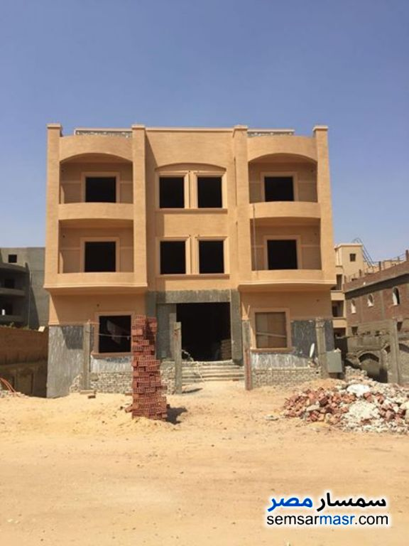 Photo 1 - Apartment 3 bedrooms 2 baths 185 sqm semi finished For Sale West Somid 6th of October