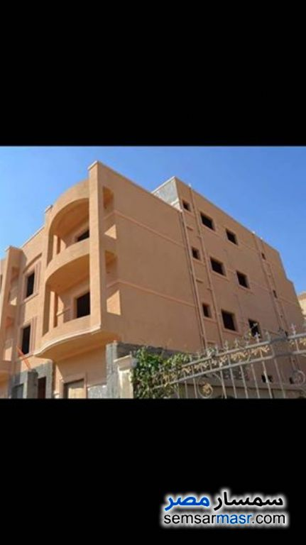 Photo 2 - Apartment 3 bedrooms 2 baths 185 sqm semi finished For Sale West Somid 6th of October