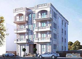 Ad Photo: Apartment 6 bedrooms 4 baths 265 sqm semi finished in North Extensions  6th of October