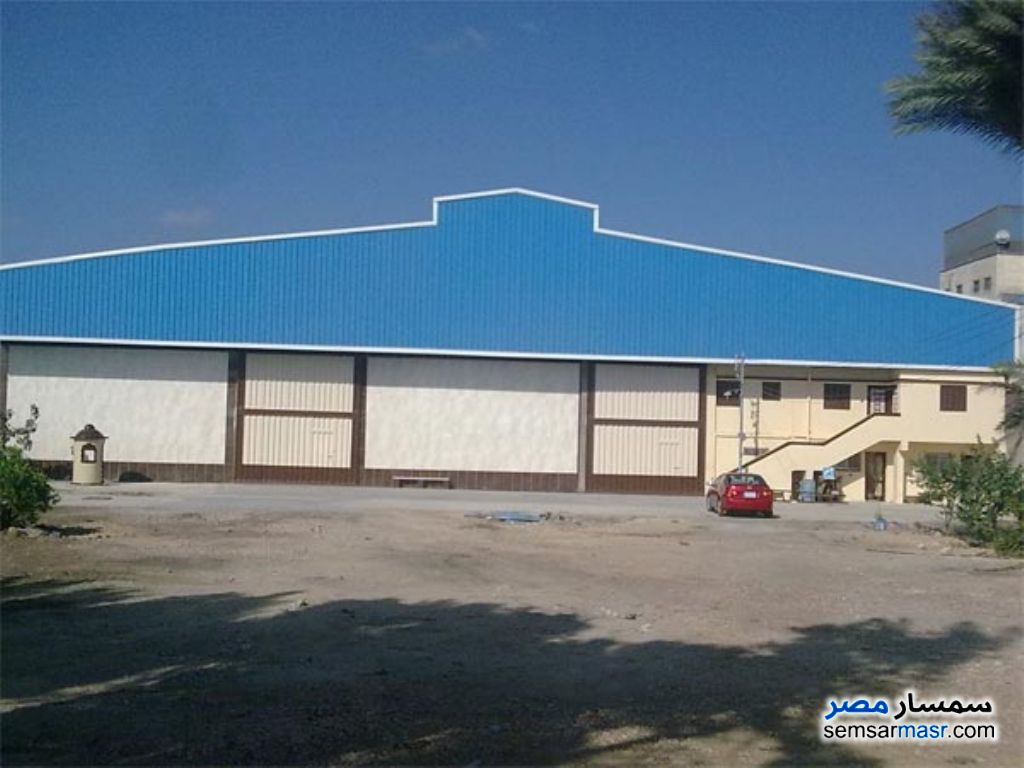Photo 1 - Commercial 3500 sqm For Sale Borg Al Arab Alexandira