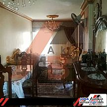 Ad Photo: Apartment 3 bedrooms 1 bath 100 sqm super lux in Sidi Beshr  Alexandira