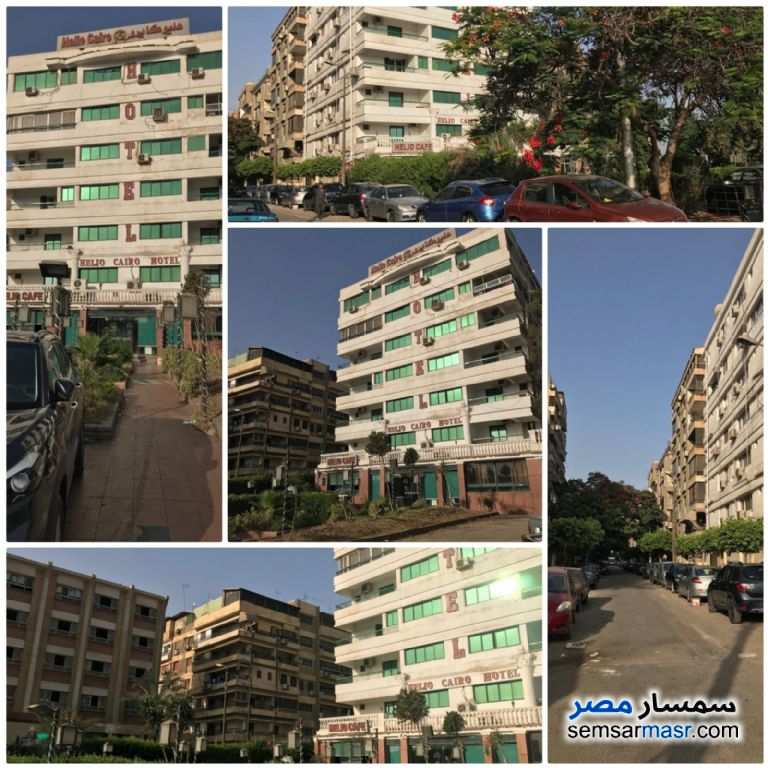 Photo 3 - Apartment 4 bedrooms 1 bath 250 sqm extra super lux For Sale Heliopolis Cairo
