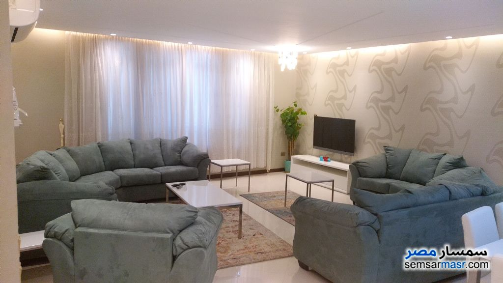 Photo 1 - Apartment 2 bedrooms 3 baths 160 sqm extra super lux For Sale Nasr City Cairo