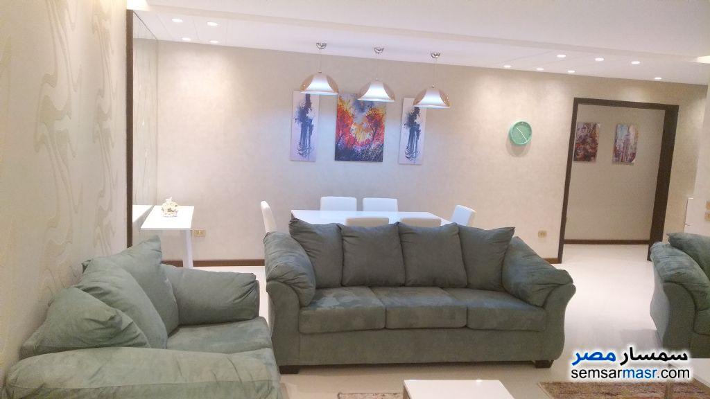 Photo 2 - Apartment 2 bedrooms 3 baths 160 sqm extra super lux For Sale Nasr City Cairo