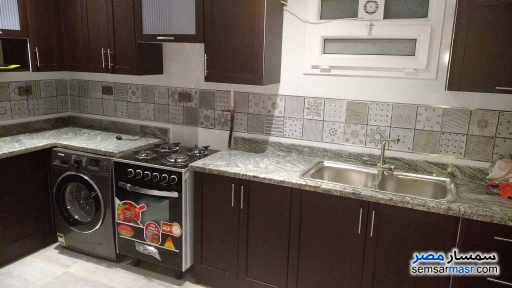 Photo 6 - Apartment 2 bedrooms 3 baths 160 sqm extra super lux For Sale Nasr City Cairo