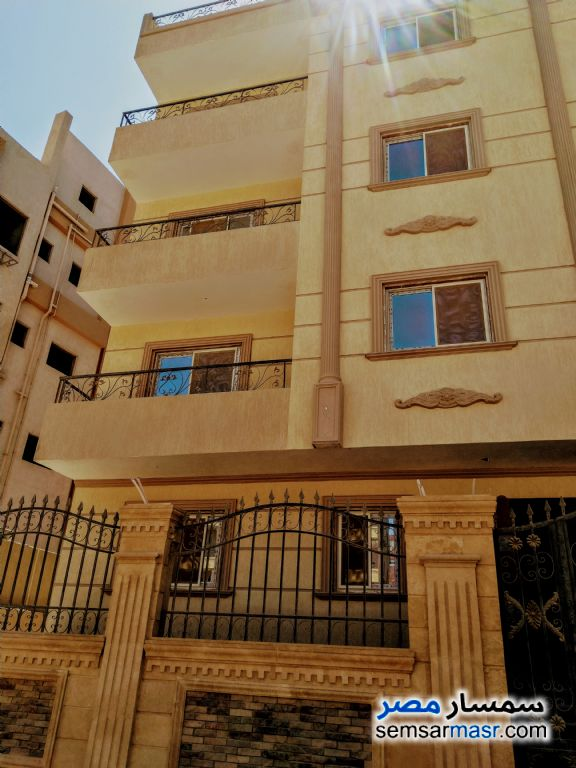 Photo 2 - Apartment 3 bedrooms 2 baths 190 sqm semi finished For Sale Fifth Settlement Cairo