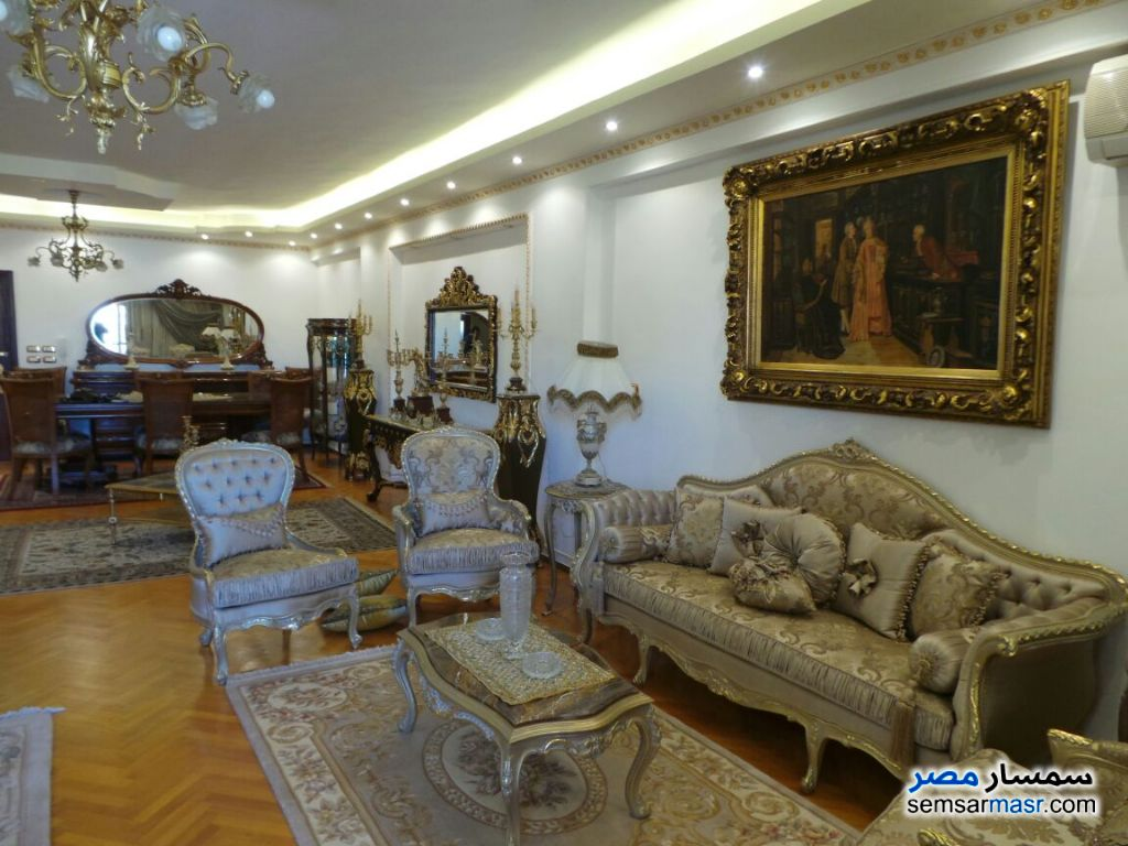 Photo 3 - Apartment 3 bedrooms 2 baths 235 sqm extra super lux For Sale Smoha Alexandira