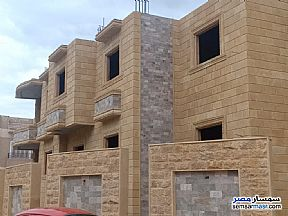 Ad Photo: Villa 3 bedrooms 3 baths 175 sqm semi finished in El Ubour City  Qalyubiyah