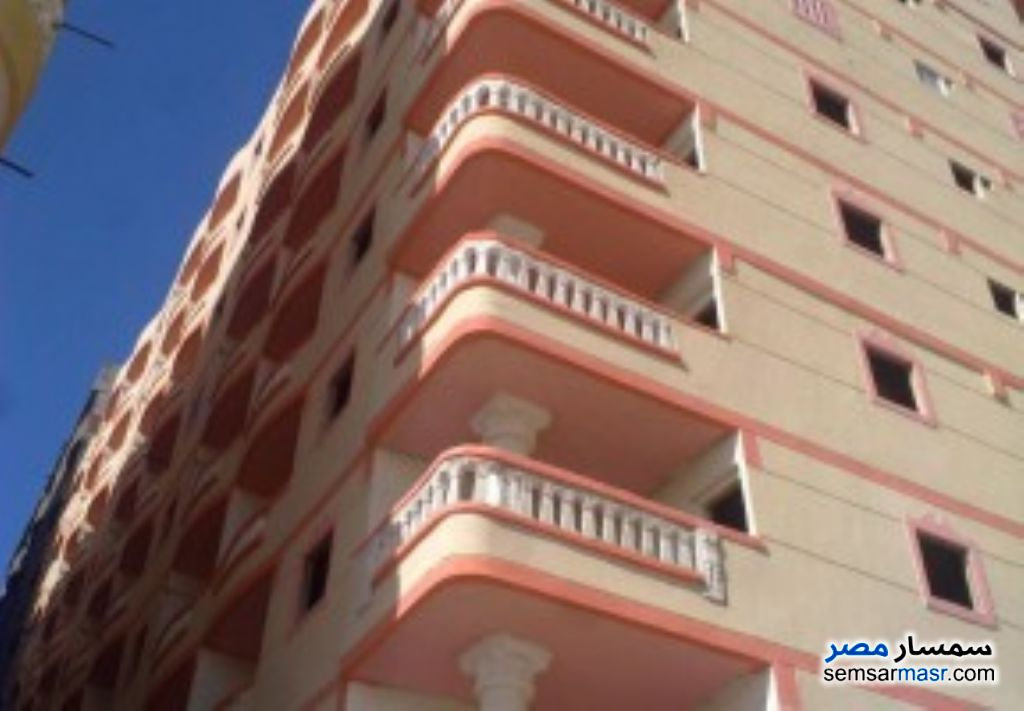 Ad Photo: Apartment 3 bedrooms 2 baths 140 sqm without finish in Faisal  Giza