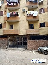Ad Photo: Apartment 3 bedrooms 1 bath 137 sqm without finish in Izbat An Nakhl  Cairo