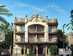 Ad Photo: Apartment 3 bedrooms 3 baths 195 sqm semi finished in Shorouk City  Cairo