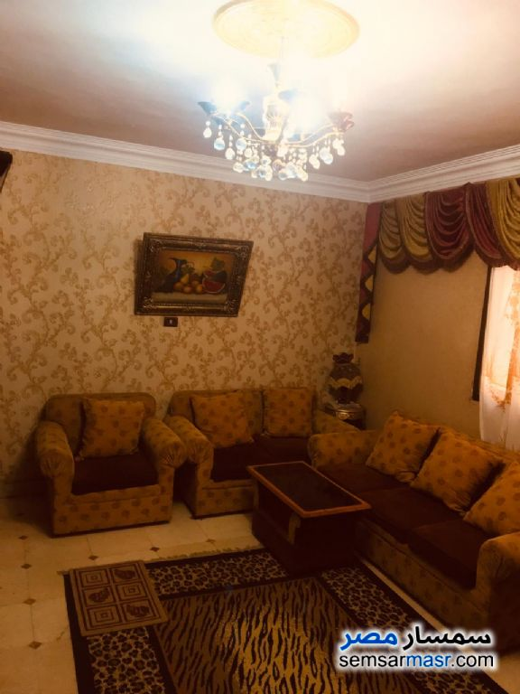 Photo 7 - Apartment 2 bedrooms 1 bath 85 sqm super lux For Rent - Old Law - Faisal Giza