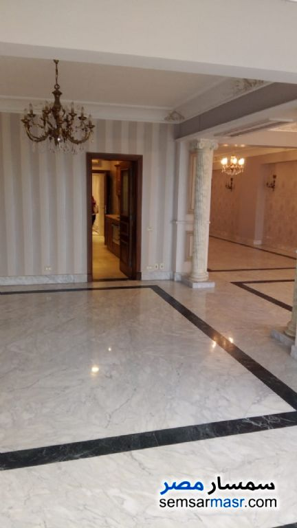 Photo 6 - Apartment 3 bedrooms 3 baths 288 sqm extra super lux For Sale Dokki Giza