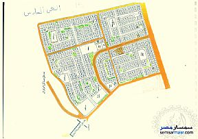 Ad Photo: Land 348 sqm in Mokattam  Cairo