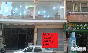 Commercial 103 sqm For Rent Faisal Giza - 1