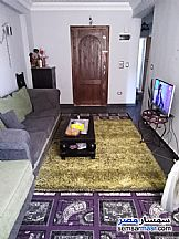 Ad Photo: Apartment 2 bedrooms 1 bath 75 sqm super lux in al mamourah Alexandira