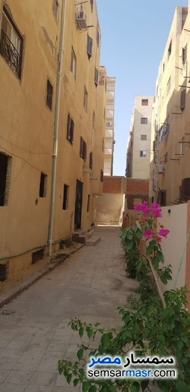Ad Photo: Apartment 2 bedrooms 1 bath 120 sqm super lux in Qalyubiyah