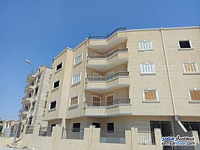 Ad Photo: Apartment 2 bedrooms 1 bath 125 sqm semi finished in El Ubour City  Qalyubiyah