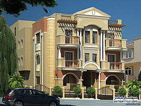Ad Photo: Apartment 4 bedrooms 2 baths 270 sqm lux in New Heliopolis  Cairo