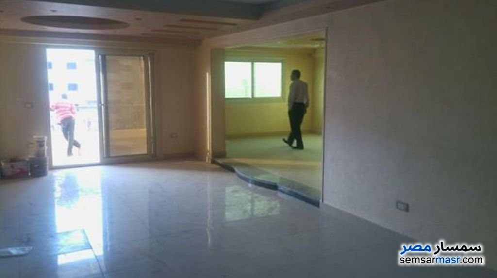 Photo 2 - Apartment 3 bedrooms 3 baths 240 sqm extra super lux For Rent New Nozha Cairo