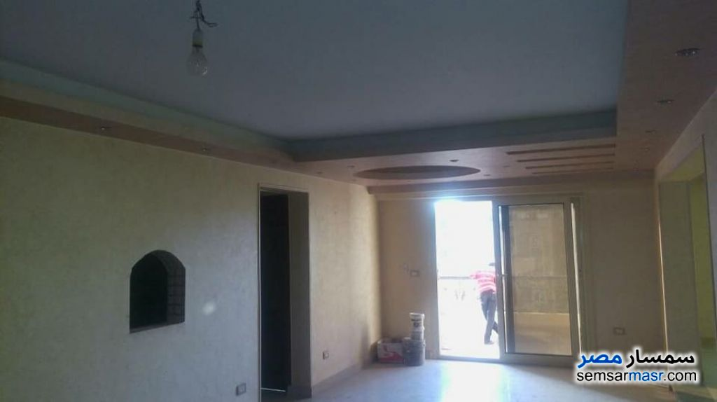 Photo 4 - Apartment 3 bedrooms 3 baths 240 sqm extra super lux For Rent New Nozha Cairo