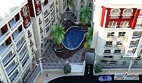 Ad Photo: Apartment 2 bedrooms 2 baths 147 sqm semi finished in Mokattam  Cairo