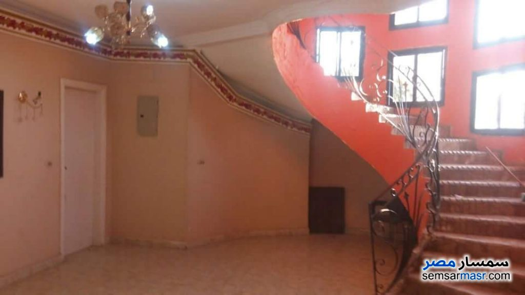 Photo 7 - Villa 4 bedrooms 3 baths 800 sqm super lux For Sale Shorouk City Cairo