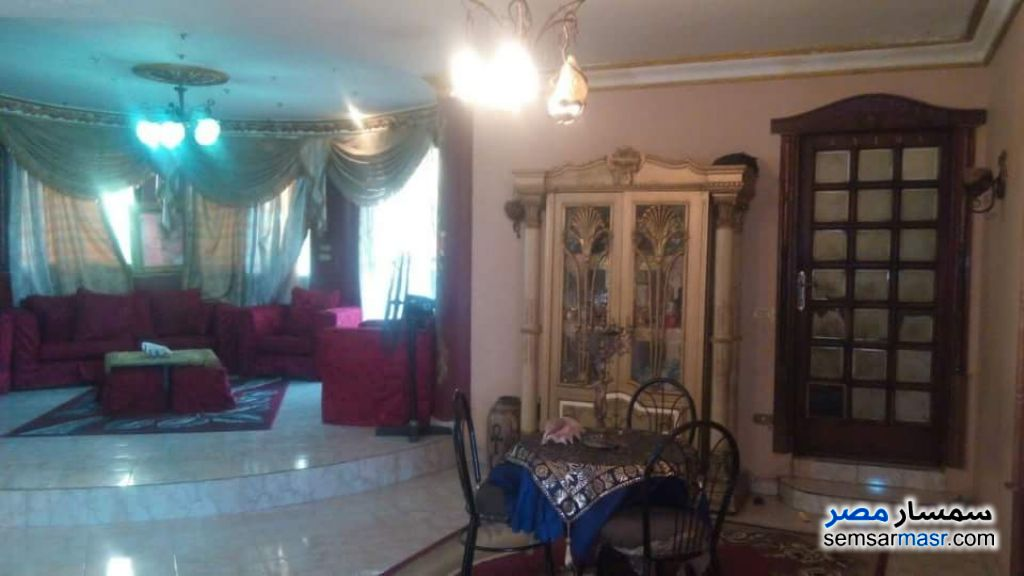 Photo 8 - Villa 4 bedrooms 3 baths 800 sqm super lux For Sale Shorouk City Cairo