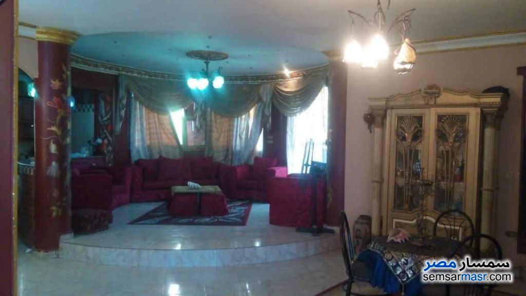 Photo 9 - Villa 4 bedrooms 3 baths 800 sqm super lux For Sale Shorouk City Cairo